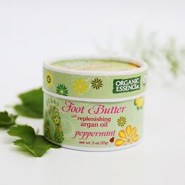 薄荷味乳木果潤足霜