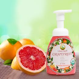美國原裝進口成人有機洗手液葡萄柚味